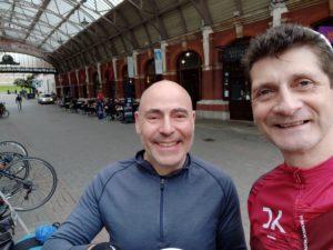 David and Paul in Windsor